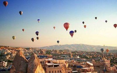 عجائب تركيا الطبيعية تسيطر على تطبيق تيك توك
