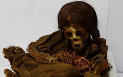 اخبار أمريكا تعيد مومياء طفلة الإنكا البالغة من العمر 500 عام إلى بوليفيا