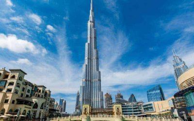 شرح حجز تذكرة صعود برج خليفة دبي اونلاين
